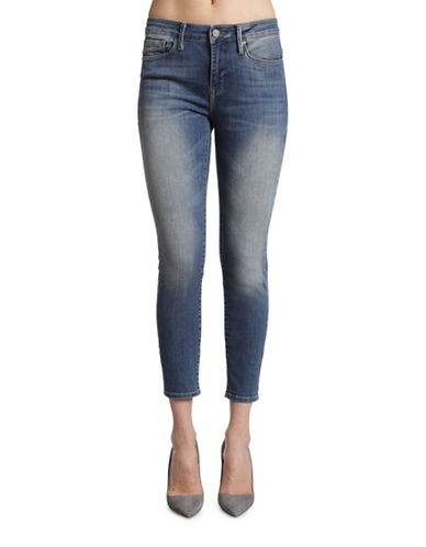 Mavi Alissa High Rise Super Skinny Jeans-USED TRIBECA-33