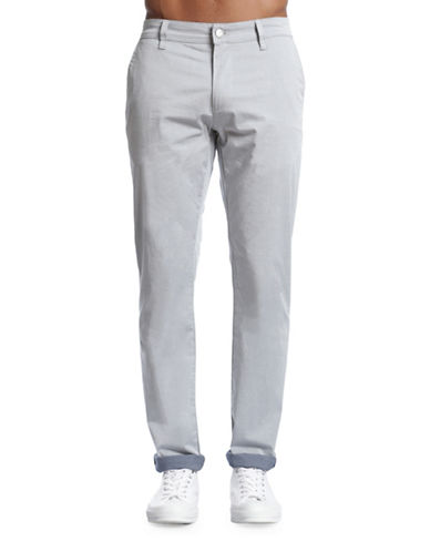 Mavi Johnny Slim-Leg Chinos-LIGHT BLUE-28X34