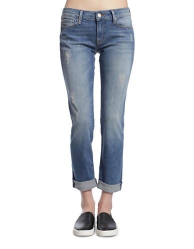 Mavi Emma Slim Boyfriend Jeans-MID SHADED VINTAGE-31