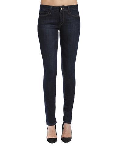 Mavi Alexa Mid Rise Skinny Jeans-RINSE INDIGO TRIBECA-27
