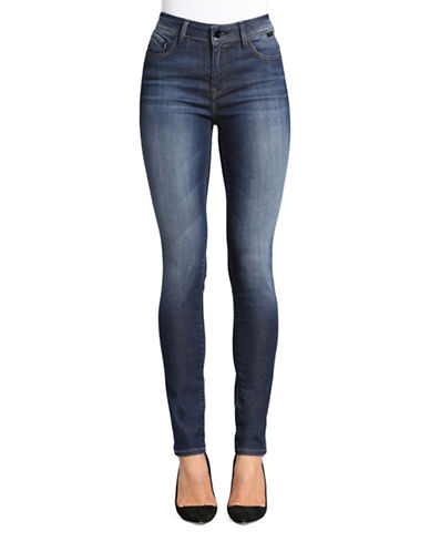 Mavi Alissa High-Rise Super Skinny Jeans-BLUE-32X32