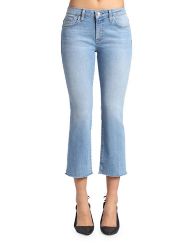 Mavi Anika Cropped Flare Jeans-LIGHT USED RETRO-33