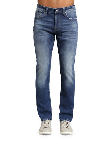 Mavi Marcus Slim-Fit Jeans-BLUE-33X32