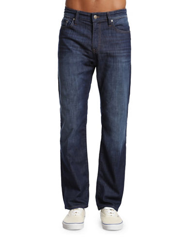 Mavi Marcus Slim-Fit Jeans-BLUE-32X34