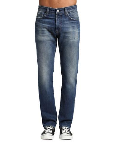 Mavi Jake Slim-Leg Jeans-BLUE-40X34