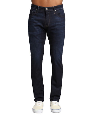 Mavi Marcus Straight-Leg Jeans-BLUE-28X32