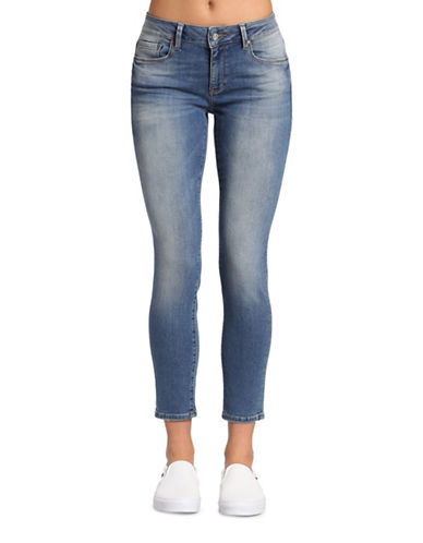 Mavi Alexa Ankle Skinny Jeans-MID SHADED TRIBECA-28
