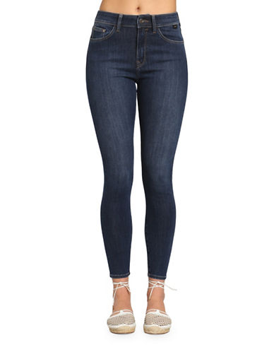 Mavi Lucy High-Rise Skinny Jeans-BLUE-24X32