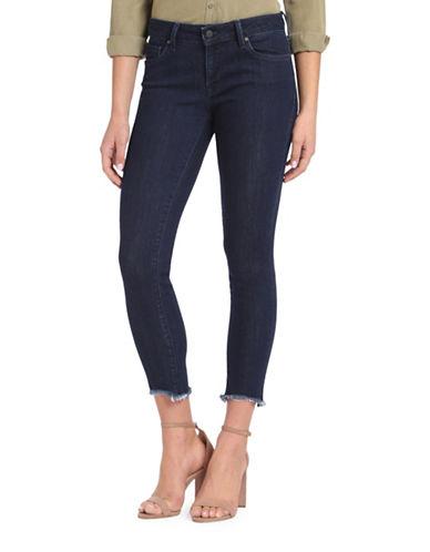 Mavi Adriana Mid-Rise Skinny Jeans-BLUE-29
