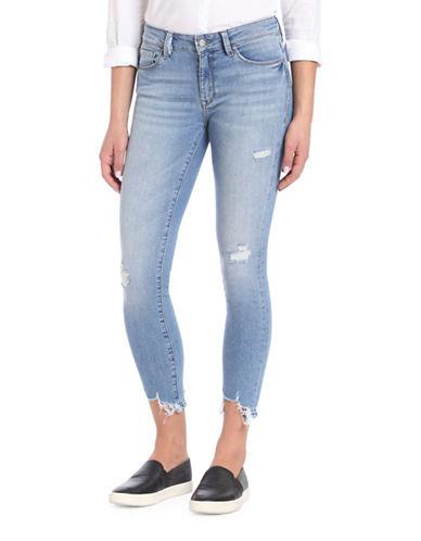 Mavi Adriana Mid-Rise Skinny Jeans-BLUE-28