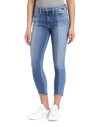Mavi Tess High-Rise Skinny Jeans-BLUE-25