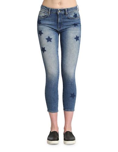 Mavi Tess High-Rise Skinny Jeans-BLUE-32X27
