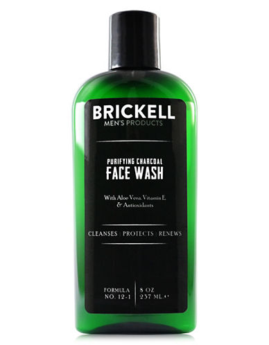 Brickell Purifying Charcoal Face Wash-NO COLOUR-60 ml