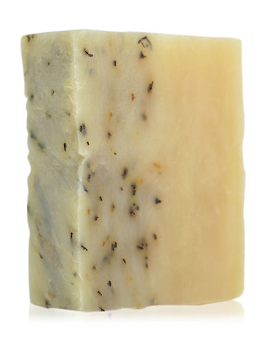 Brickell Mint Soap Scrub Bar-NO COLOUR-118 ml