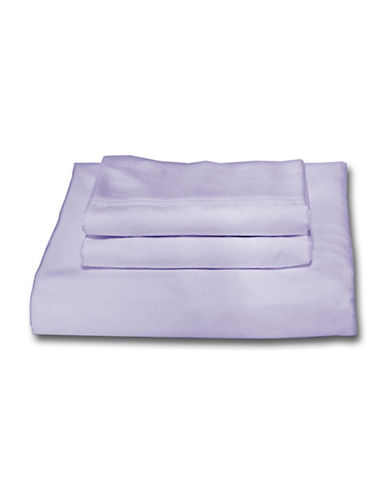 Bellisimo Easy Care 250 Thread Count Sheet Set-LAVENDER MIST-Double