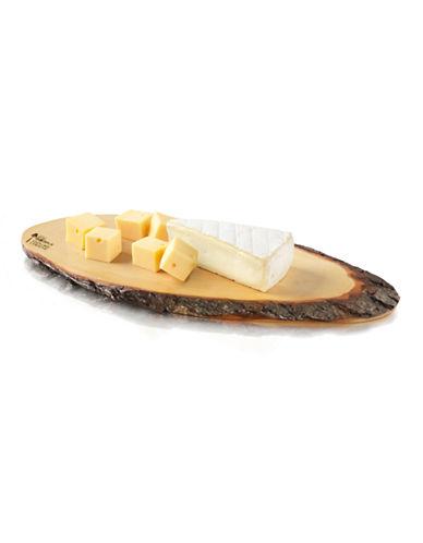 Boska Ash Wood Bark Cheese Board Medium-BROWN-One Size