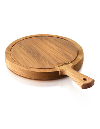 Boska Medium White Oak Cheese Board-BROWN-One Size
