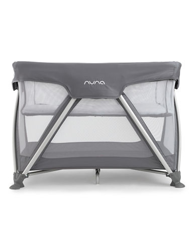 Nuna Sena Play Yard in Grey-GREY-One Size