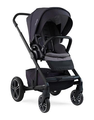 Nuna MIXX2 Stroller Jett Collection-GREY-One Size