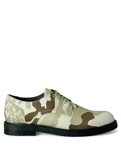G-Star Raw Core Camo Derby Shoes-GREY-EU 41/US 8