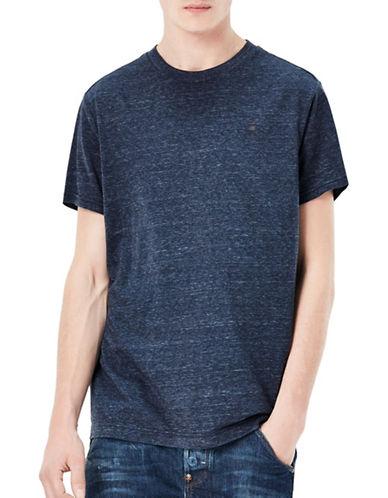 G-Star Raw Venzou Jersey T-Shirt-BLUE-X-Small