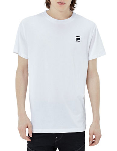 G-Star Raw Rence T-Shirt-WHITE-X-Large 88467733_WHITE_X-Large