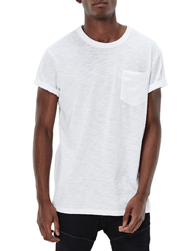 G-Star Raw Varos Pocket T-Shirt-WHITE-Large 88467708_WHITE_Large