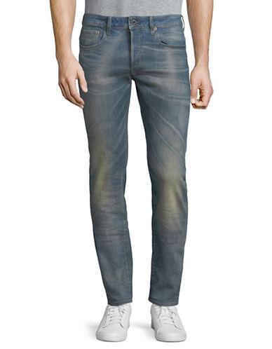 G-Star Raw Vekos Skinny Jeans-BLUE-28X32