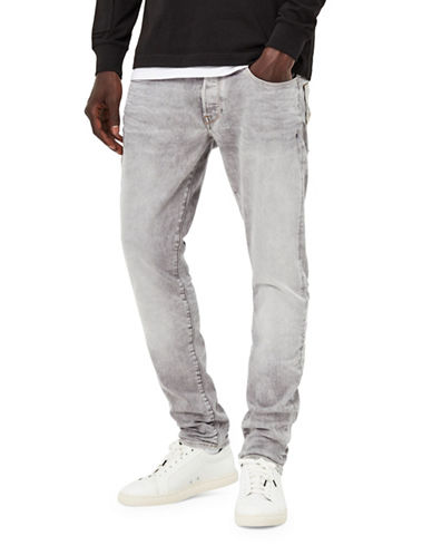 G-Star Raw Tapered Kamden Jeans-GREY-36X32
