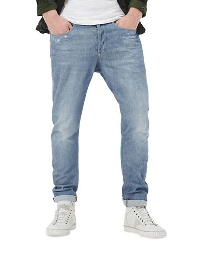 G-Star Raw Type C 3D Tapered Jeans-MEDIUM AGED-31X32
