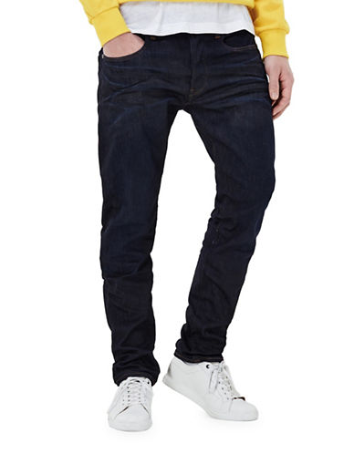 G-Star Raw Tapered 3301 Jeans-BLUE-33X34