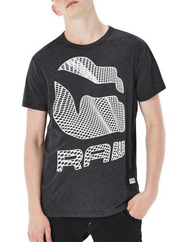 G-Star Raw Lethi T-Shirt-BLACK-XX-Large 88720834_BLACK_XX-Large