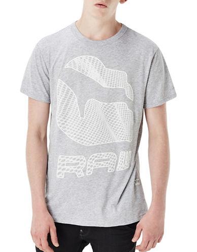 G-Star Raw Lethi T-Shirt-GREY-XX-Large 88720840_GREY_XX-Large