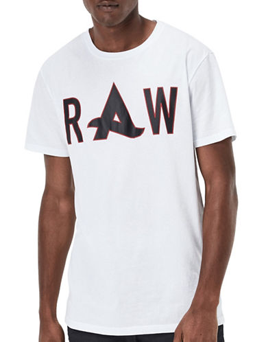 G-Star Raw Afrojack Classic Long Tee-WHITE-X-Large 88825452_WHITE_X-Large