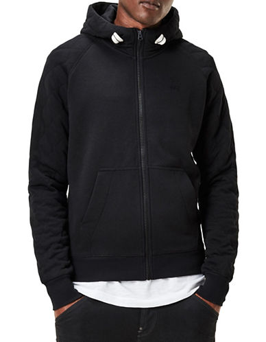 G-Star Raw Tarve Hooded Sweatshirt-GREY-X-Large 88825636_GREY_X-Large