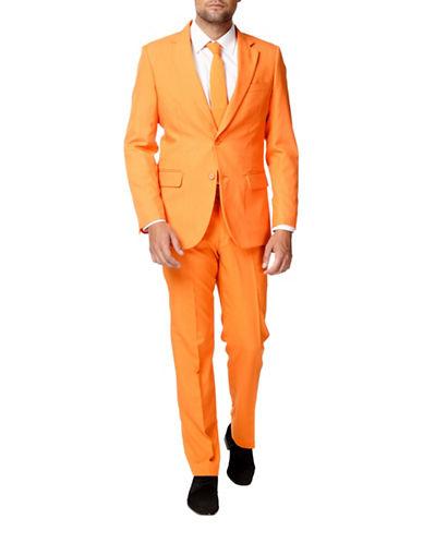 Opposuits The Orange Slim-Fit Three-Piece Suit Set-ORANGE-50