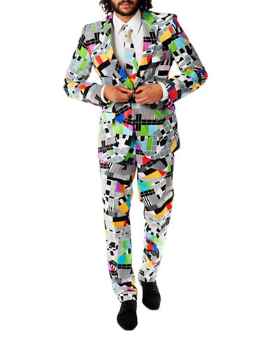 Opposuits Testival Slim-Fit Three-Piece Suit Set-ASSORTED-52