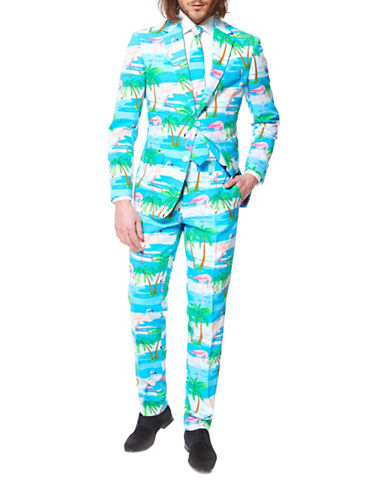Opposuits Flaminguy Three-Piece Suit Set-ASSORTED-42