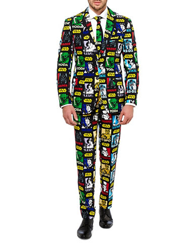 Opposuits Strong Force Three-Piece Suit Set-ASSORTED-42 Regular