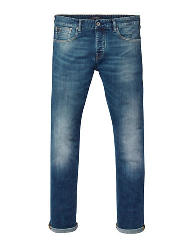 Scotch And Soda Jean Ralston Laundry Service Jeans-BLUE-33X34