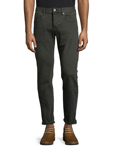 Scotch And Soda Ralston Garment Dye Jeans-GREEN-34