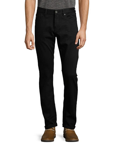 Scotch And Soda Ralston Stay Jeans-BLACK-36