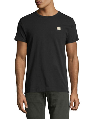 Scotch And Soda Japan To The Dam T-Shirt-BLACK-X-Large