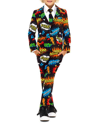 Opposuits Slim-Fit Badaboom Suit-BLACK-6