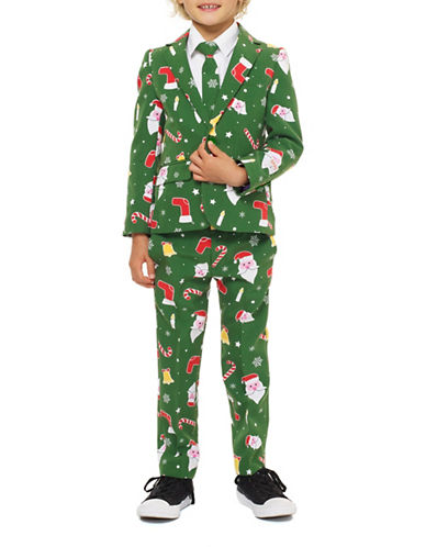 Opposuits Slim-Fit Santaboss Suit-GREEN-2