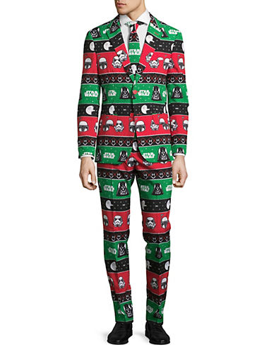 Opposuits Festive Force Suit-RED-40 Regular