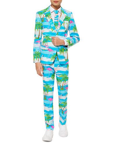 Opposuits Boy's Flamingo Suit 90286042