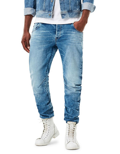 G-Star Raw Itano Faded Slim-Fit Jeans-BLUE-36X34
