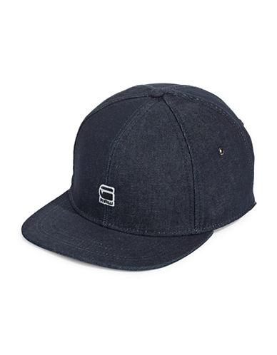 G-Star Raw Barran Den Snapback Cap-BLUE-One Size