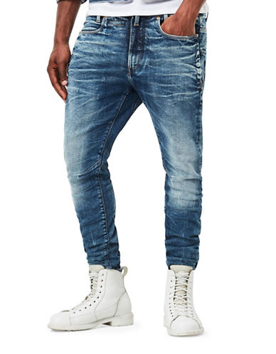 G-Star Raw D-Staq Super Slim Jeans-BLUE-34X32